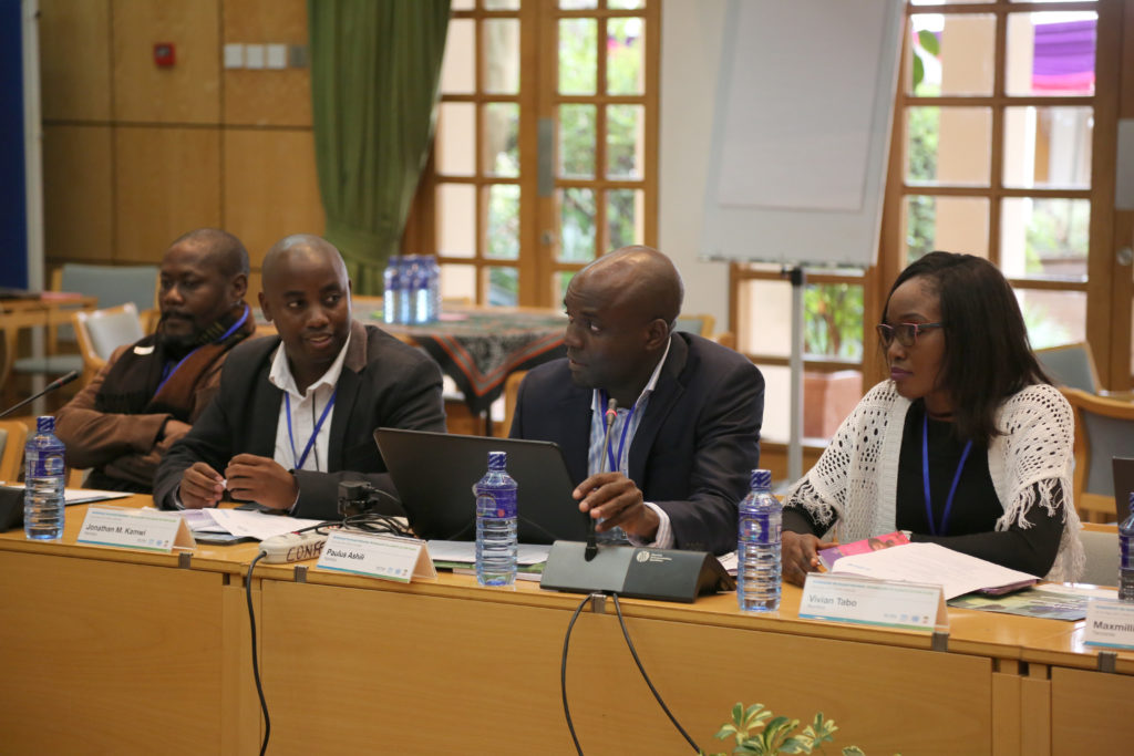 Attending: CTCN 2019 Africa forum, 18 -19 March 2019
