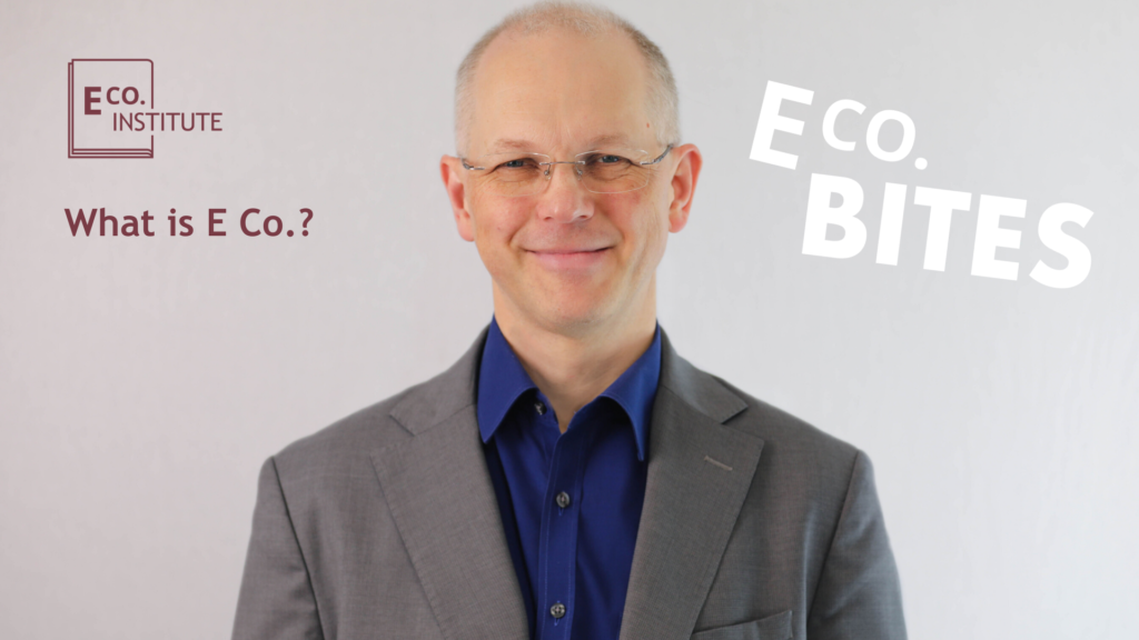 E Co. bites: What is E Co?